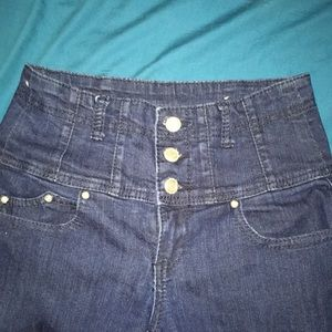 Pants - Painted Jeans